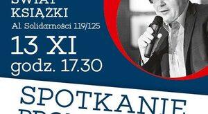 """""""Czarne Bataliony"""" Piotra Goćka -spotkanie promocyjne 13 XI"""