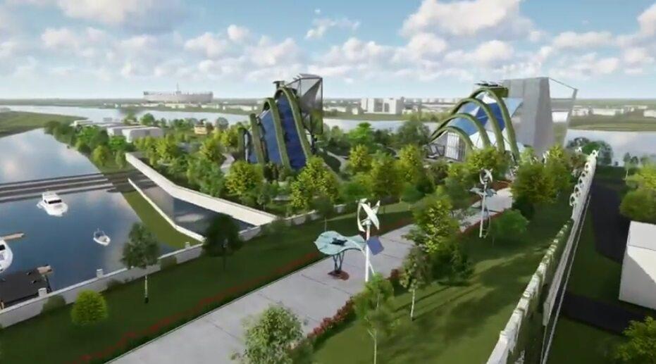 Jednym z najbardziej ambitnych pomysłów Patryka Jakiego jest projekt zbudowania 19 dzielnicy – dzielnicy Przyszłość.