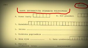 """""""Do Rzeczy"""" jako pierwsze ujawnia karty z Systemu """"Polonia"""""""