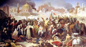 Krucjaty - samoobrona Zachodu. Jak sfałszowano historię krzyżowców