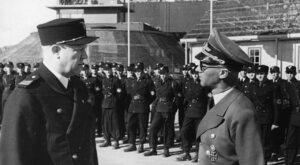 Führer z krainy fiordów