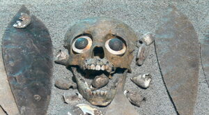 Krwawe ofiary Azteków